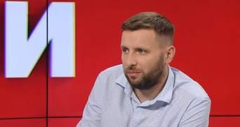 Парасюк вважає, що відмова реєструвати його у ЦВК кандидатом у нардепи – політичне замовлення