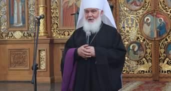 Про Філарета, конфлікт у ПЦУ та розвиток церкви: інтерв'ю з митрополитом Макарієм