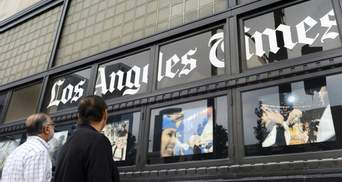 Газета Los Angeles Times назвала окуповану Ялту російською Санта-Барбарою
