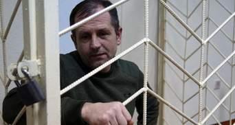 Нечеловеческие условия: украинский политзаключенный Кремля Балух во второй раз объявил голодовку