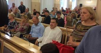 Партію Саакашвілі допустили до участі у виборах до Верховної Ради
