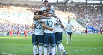 Аргентина и Чили вышли в полуфинал Копа Америка-2019: видео