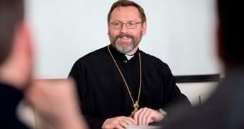 УГКЦ попросить у Папи Римського про власний патріархат