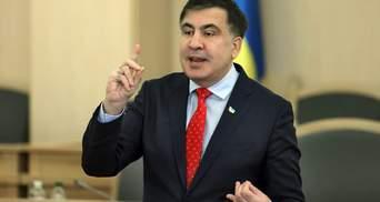 З другої спроби ЦВК зареєструвала партію Саакашвілі на парламентські вибори
