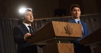 Официальный визит Зеленского в Канаду: о чем договорился
