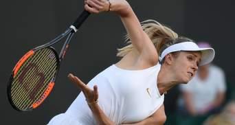 Свитолина впервые в карьере пробилась в четвертьфинал Уимблдона
