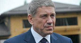 САП оголосила підозру міністру енергетики Насалику і кільком губернаторам