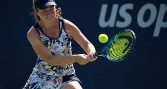 Юная украинская теннисистка пробилась в четвертьфинал Уимблдона