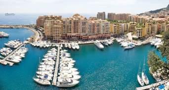 Монако — первая страна в мире, территорию которой полностью охватывает сеть 5G