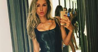Певица Светлана Лобода украла чужое частное фото и съязвила его автору
