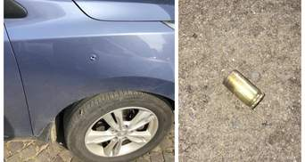 На Закарпатті обстріляли авто поліцейського, що бореться з контрабандою: є поранені
