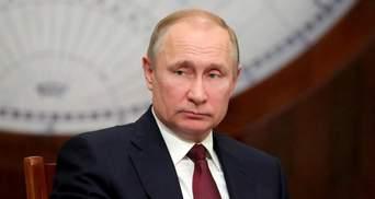 Путіна зацікавила пропозиція Зеленського про зустріч у Мінську