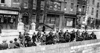 Боротьба Ірландії за незалежність: моторошні деталі відомої битви та страти повстанців