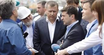 Володимир Зеленський та Борис Філатов уклали парі