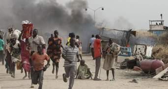 Массовое истребление протестующих в Судане попало на видео: жуткие кадры (18+)