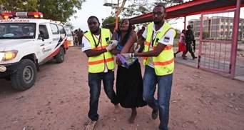 Теракт у Сомалі: кількість жертв зросла