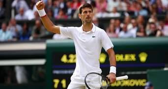 Джокович обыграл Федерера и стал пятикратным чемпионом Уимблдона: видео