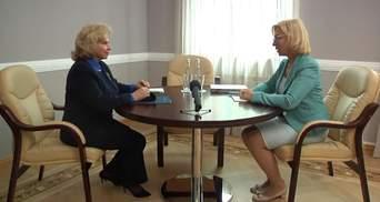 Денисова и Москалькова встретились в Киеве: о чем договорились