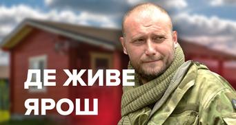 Дом в подсолнухах и боеприпасы во дворе: какой недвижимостью владеет Дмитрий Ярош