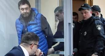 Обмін Вишинського на полонених моряків: Україна не може передати журналіста Росії