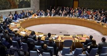 Радбез ООН знову розгляне український закон про мову на прохання Росії