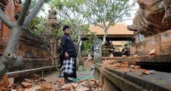 Бали всколыхнуло сильное землетрясение, есть раненые: фото, видео