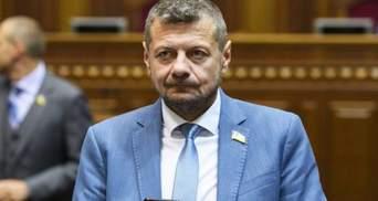 Дубинского поддержал коррупционер Мосийчук