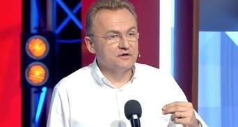 Садовый призывает политиков поддержать Терещенко на выборах в 159 округе