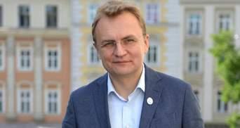 Я удивлен, но СБУ начала работать, – Садовый о расследовании мусорной блокады Львова