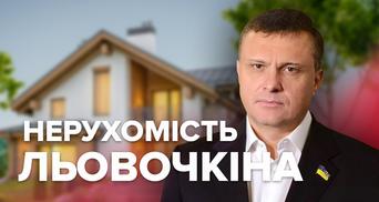 Роскошные дворцы Левочкина: где живет соратник Януковича, который идет в депутаты
