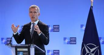 Генсек НАТО прокомментировал возможное членство Украины в альянсе
