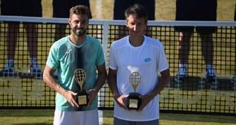 Украинец Стаховский впервые с 2011 года победил на турнире серии ATP