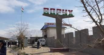 Сутичка спалахнула на кордоні Таджикистану та Киргизстану: є жертви