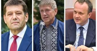 Выборы в Раду проиграли два министра и вице-премьер