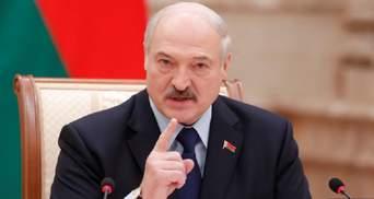 """Лукашенко назвал Украину """"общей бедой"""" Беларуси и ЕС"""