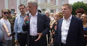 На округе брата Медведчука пересчитывают голоса: охрану усилили