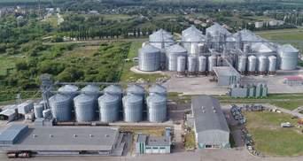 """Агрохолдинг """"Укрлендфарминг"""" рассматривает возможность увеличения элеваторных мощностей"""