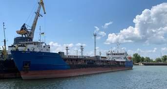 Российские спецслужбы обыскивают офис компании, танкер которой задержали в Украине