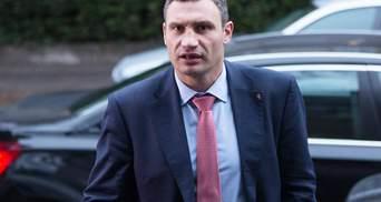 Увольнение Кличко рассмотрят на ближайшем заседании правительства