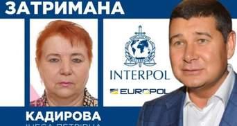 В аэропорту Киева задержали мать одиозного нардепа Онищенко, – СМИ