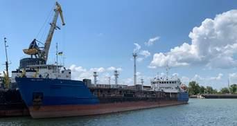 Затриманий російський танкер NEYMA: причини та реакція