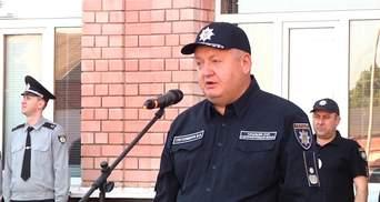 КОРД затримав копів: ДБР почало кримінальне провадження щодо голови поліції Дніпропетровщини
