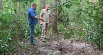 На Житомирщине обнаружили труп мужчины с мешком на голове: убийство связывают с выборами