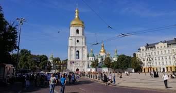 ПЦУ впервые проводит богослужения в годовщину Крещения Руси: фото