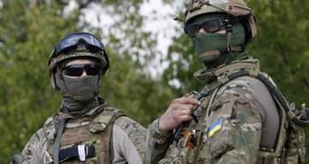 Зеленський, Хомчак та побратими з ООС привітали Сили спеціальних операцій зі святом