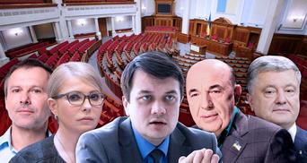 Оппозиция нового состава Рады: кто войдет и какое будет иметь влияние
