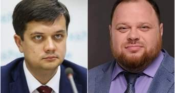"""Кто станет председателем и вице-спикером Рады: в """"Слуге народа"""" назвали имена"""