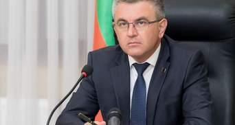 """У """"президента"""" Приднестровья нашли украинский паспорт"""
