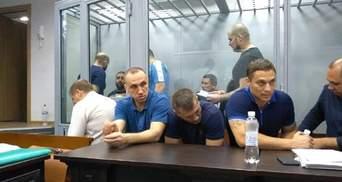 Суд Виталия Олешко Сармата: обвиняемые еще как минимум 2 месяца будут находиться под стражей