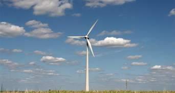 Україна стала одним із лідерів у Європі за будівництвом вітроелектростанцій